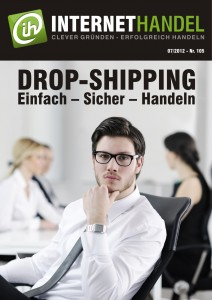Internethandel.de Titelbild Nr 105 07-2012 Drop-Shipping