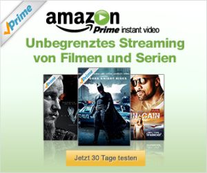 Amazon Instant Video testen - Coyright Amazon.de