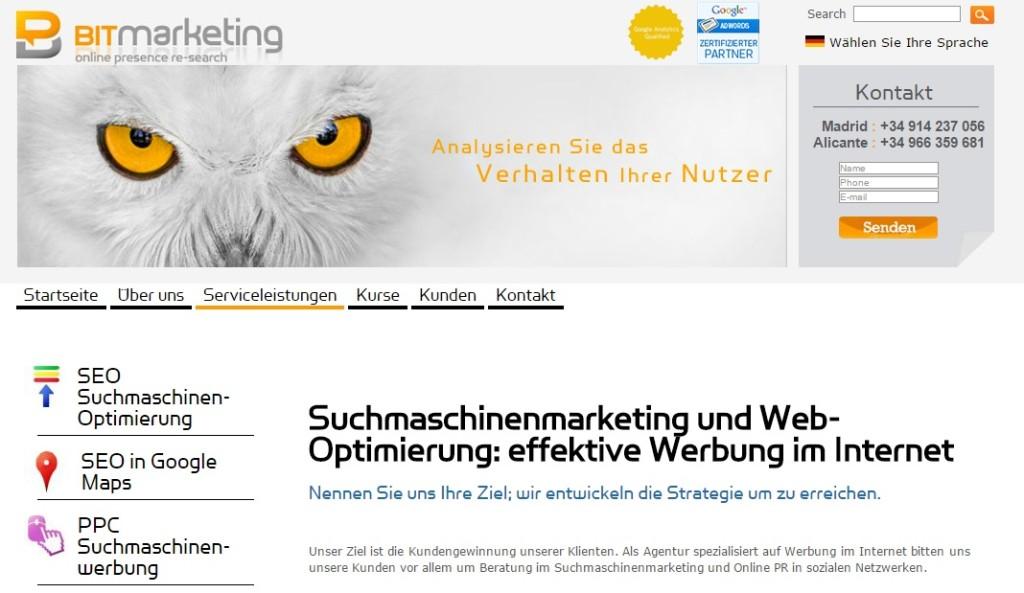 Bitmarketing.de