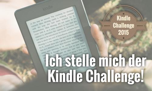 Kindle Challenge 2015